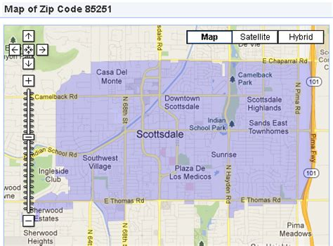 housing market trends by zip code scottsdale real estate 85251 market trends