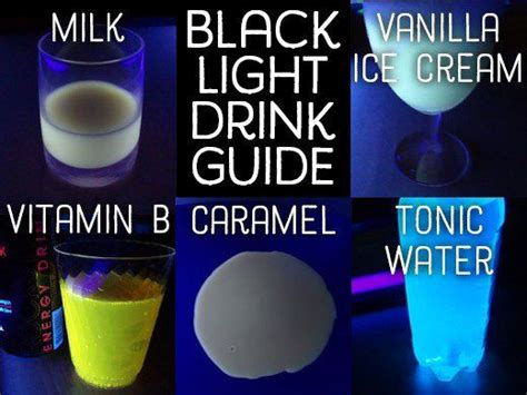 glow in the paint different colors 1000 ideas about black light room on neon