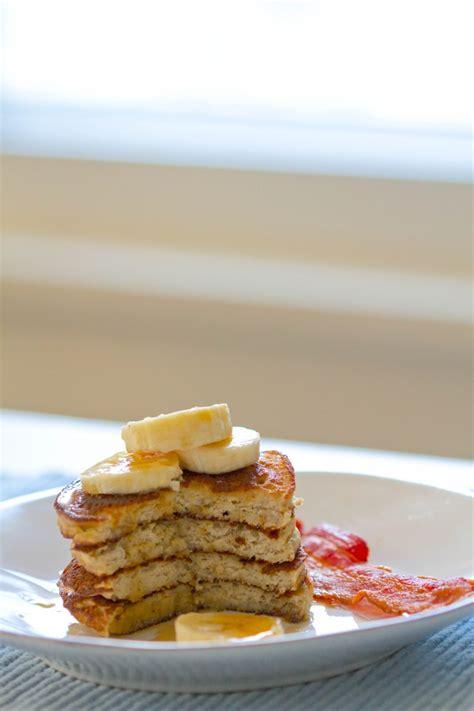 paleo banana pancakes grain gluten dairy free