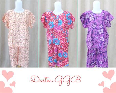 Baju Daster Batik Grosir Daster Batik Murah Baju Tidur Bat Berkualitas 1 jual grosir daster murah meriah 18rb