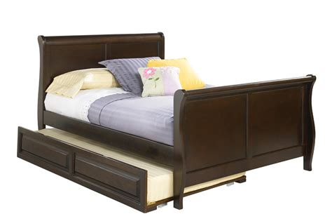 Matching Beds by Sleigh Platform Bed Matching Footboard