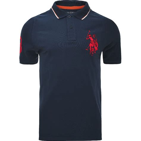 Original Branded T Shirt Hm mens us polo assn pique sleeve cotton t shirt original shirt branded top ebay