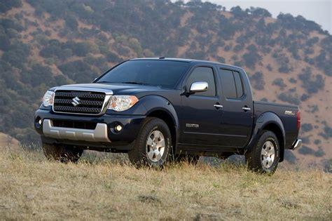 Suzuki Truck Equator 2010 Suzuki Equator Conceptcarz