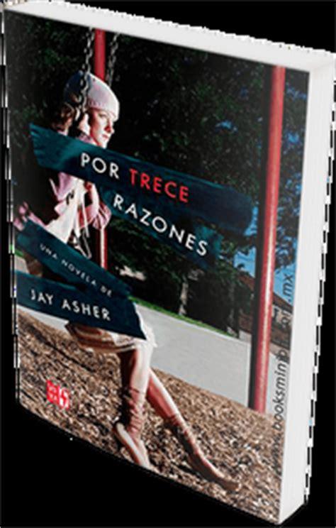 libro por trece razones por trece razones jay asher paperblog