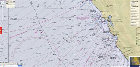 c map geogarage navigational backup to aid ships in dover straits