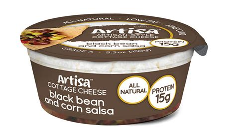dairy salsa hybrids cottage cheese and salsa