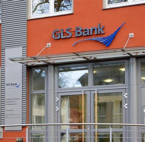 gls bank gls bank will gesch 228 ft sichern durch kundenbeitrag welt