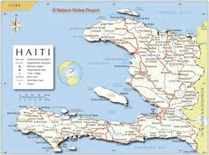 country of haiti map haiti participatory local democracy