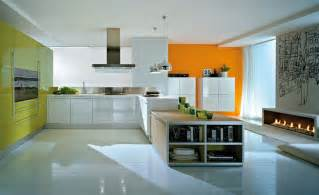 orange kitchens ideas luxurious italian kitchens from pedini
