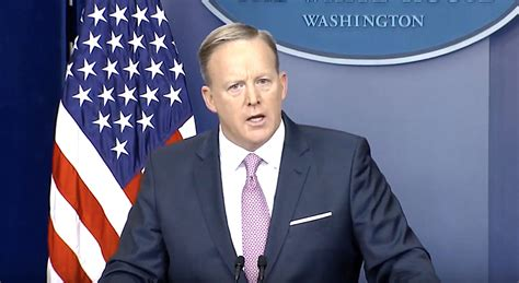 sean spicer last press conference sean spicer it s demoralizing for donald trump to be