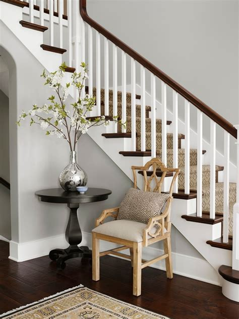 Dining Room Table Runner by Elegant Stair Balusters Look Other Metro Traditional