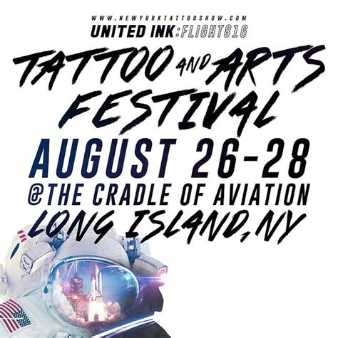 tattoo expo cradle of aviation world famous tattoo ink presents united ink flight 816