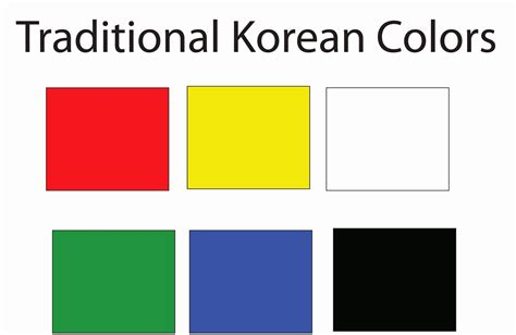 vocabulary hair colors in korean colors in korean 28 images colors in korean practice