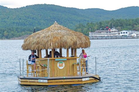 pedal boat bar jacksonville tiki tours proposed for lake george glens falls chronicle