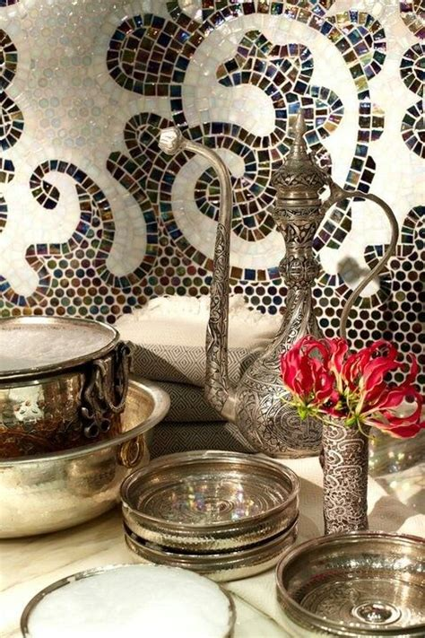 1083 Best Images About Moroccan Middle Eastern Decor On Moroccan Bathroom Accessories