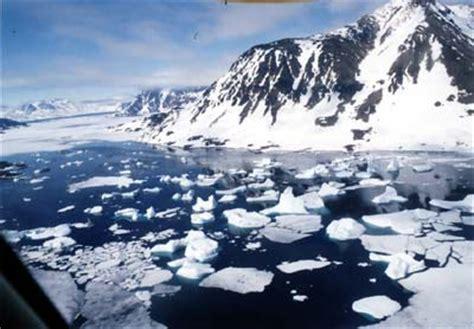 clima: l'artico si sta riscaldando di più a causa dell