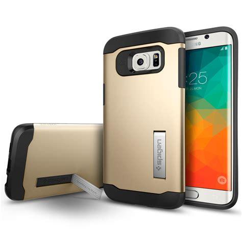 Samsung S6 Spigen Cover Samsung Casing Galaxy samsung galaxy s6 edge spigen slim armor sammobile sammobile