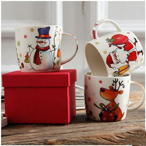 Mug Natal Santa Claus popular santa mugs buy cheap santa mugs lots from china