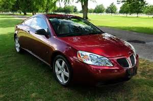 2008 Pontiac G6 Gt Mpg 2008 Pontiac G6 Gt 2dr Coupe In Terre Haute In Auto