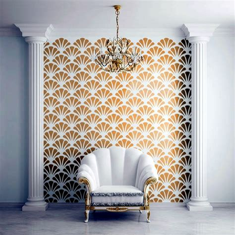 creative wall painting ideas paint the walls 21 creative wall templates including interior design ideas