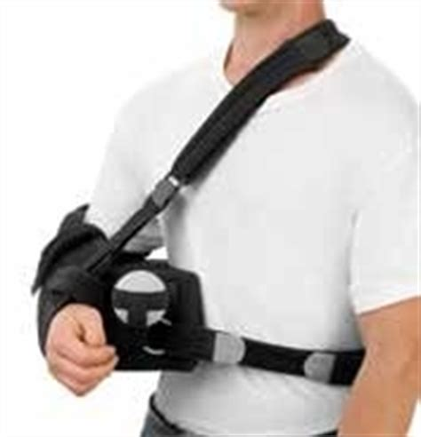 Arm Sling With Pillow by Coreline Shoulder Sling With Pillow Arm Sling