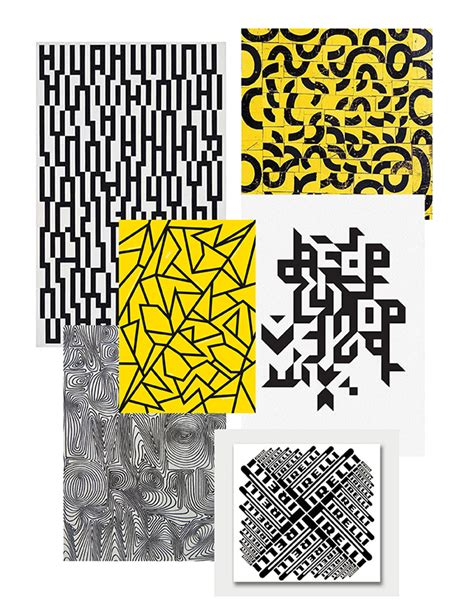 typographic patterns in email typographic patterns katja ollendorff