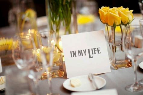 the beatles theme wedding idea beatle themed wedding happenings the o jays and