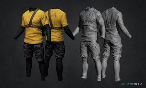 zbrush shirt tutorial making male cloth with zbrush marvelous designer time