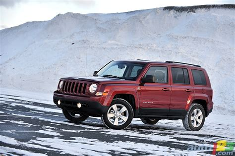 2011 Jeep Patriot Review List Of Car And Truck Pictures And Auto123