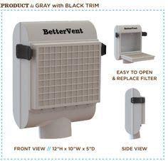 indoor dryer vent  invented