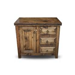 rustic bathroom vanity buy cooper rustic bathroom vanity for powder room