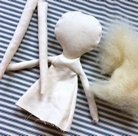 Handmade Rag Doll Patterns - my journey in doll a new and challenge
