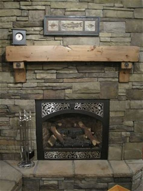 buy  hand crafted knotty alder fireplace beam mantel