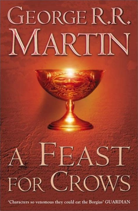 descargar a feast for crows a song of ice and fire book 4 libro e martin george r r a feast for crows book four of a song of ice and fire game of thrones
