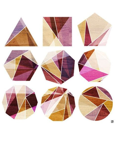 design art form geometric pattern in geometric shapes shape inception