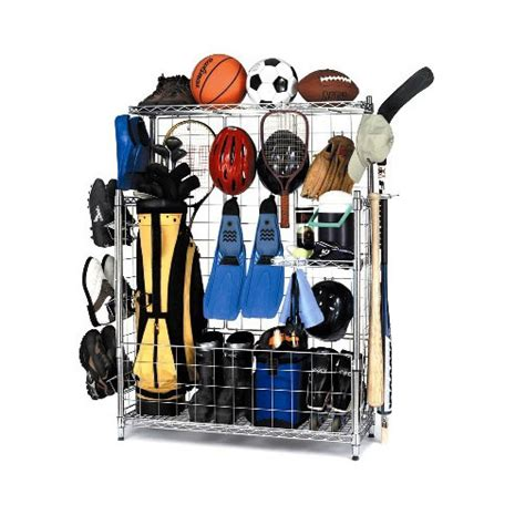 Sports Equipment Rack by Sports Equipment Rack Picture Image By Tag