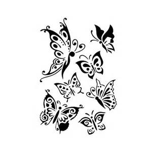 butterfly painting template diy craft butterfly stencils template painting