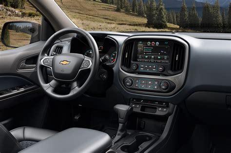 2015 Chevy Colorado Interior 2015 chevrolet colorado look truck trend