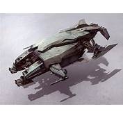 25 Inspiring Examples Of Spaceships And Aircraft  Concept