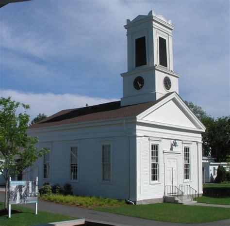 churches in mystic ct