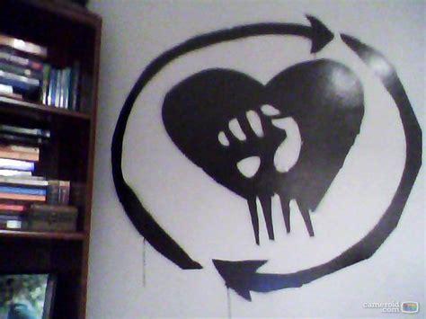 spray paint templates rise against spray paint stencil by thetheoryofkaos on