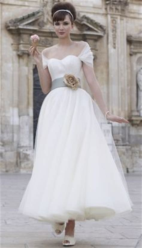 i love this material this dress is made out of on pinterest 1000 ideas about tea length wedding dresses on pinterest