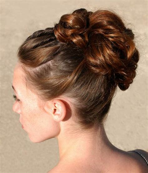 Hairstyles For Long Hair Updos How To Do | updo hairstyles long hair