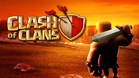 Clash Of Clans Thumbtemps Clash Of Clans Clan Website Template