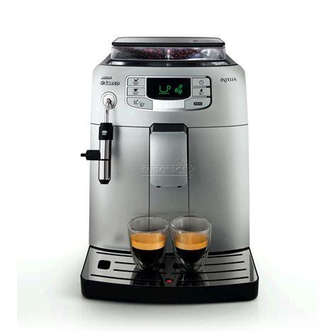 Coffee Maker Philips Saeco espresso machine saeco intelia philips hd8752 49