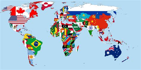 world map with countries flag file world flag map png wikimedia commons
