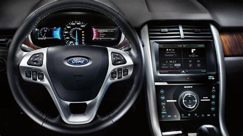 2014 Ford Edge Interior Pictures by 2014 Ford Edge Interior