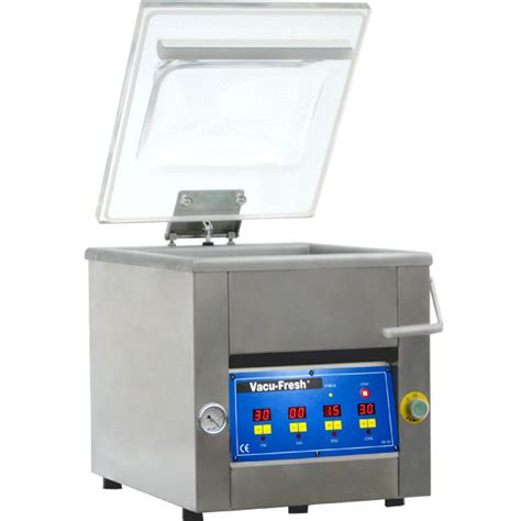 table top vacuum packing machine catalog vacu fresh vftc 280 table top vacuum chamber