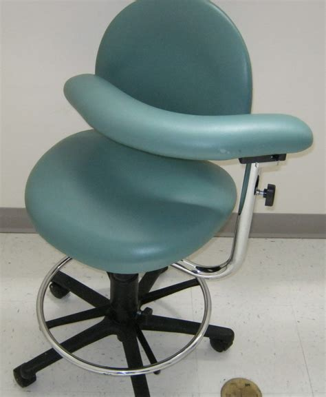 Dental Assistant Chair by Rgp Assistant Stool Pre Owned Dental Inc