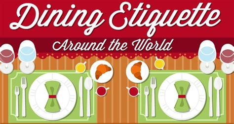 the best dining etiquette articles from across the web 51 best food customs around the world images on pinterest